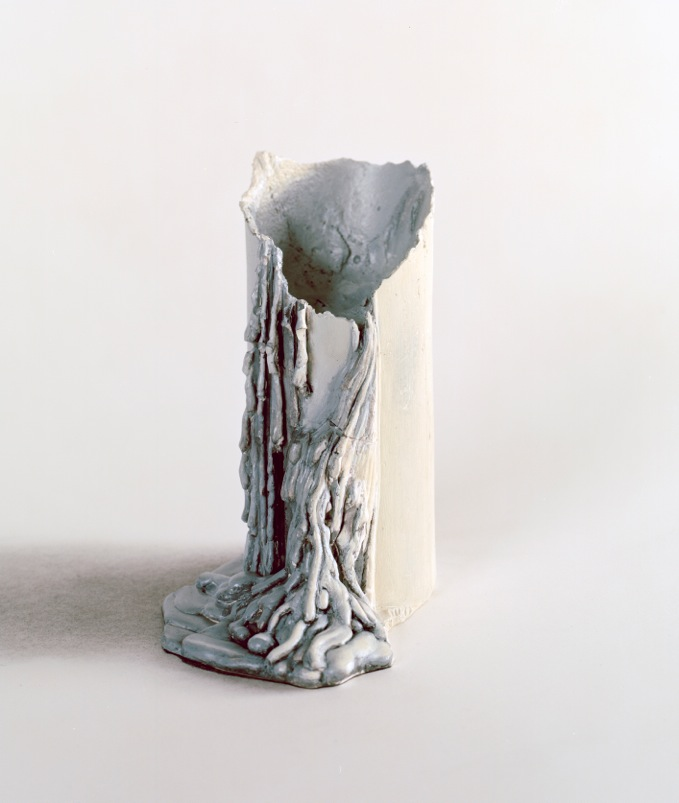 Max Creasy Constructed Form (Candle # 3) 2012 type-c photograph 21.5 x 18.5 cm Edition of 8