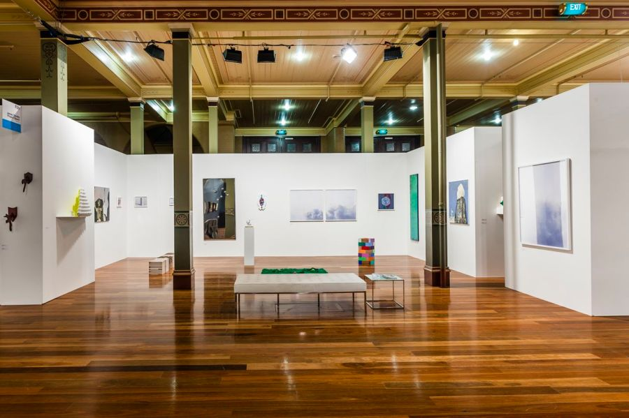 Melbourne Art Fair 2012 JDPS